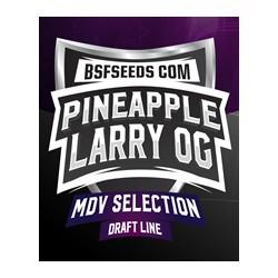 Pineapple Larry OG de BSF semillas marihuana