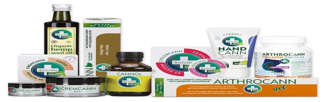 Cosmética CBD cremas y aceites medicinales con alto CBD